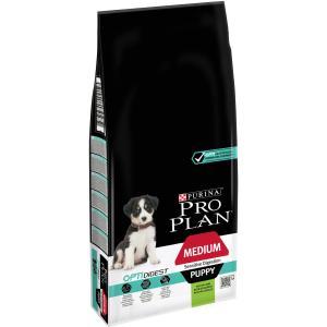 ECO PACK Pro Plan Medium Puppy Sensitive Digestion 2 x 12kg NEW