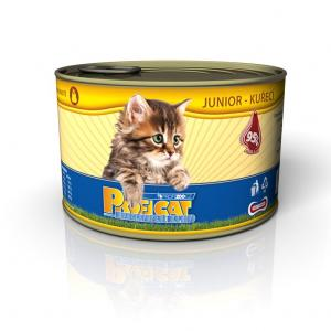 ECO PACK PROFICAT konzerva junior kuřecí 405g 12 KS