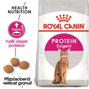 ECO PACK Royal Canin Cat Exigent Protein 2 x 10kg
