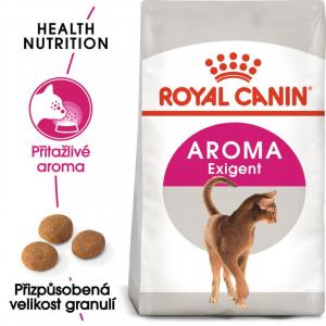 ECO PACK Royal Canin Exigent Aromatic 2 x 10kg
