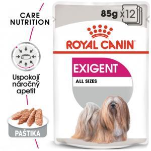 ECO PACK Royal Canin Exigent Dog Loaf 12 x 85 g