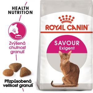 ECO PACK Royal Canin Exigent Savour 2 x 10 kg