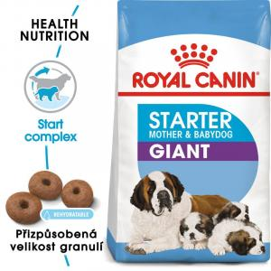 ECO PACK Royal Canin Giant Starter 2 x 15kg
