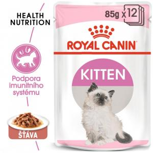 ECO PACK Royal Canin Kitten Instinctive 12 x 85 g
