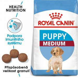 ECO PACK Royal Canin Medium Puppy 2 x 15 kg + DOPRAVA ZDARMA