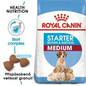 ECO PACK Royal Canin Medium Starter 2 x 12kg
