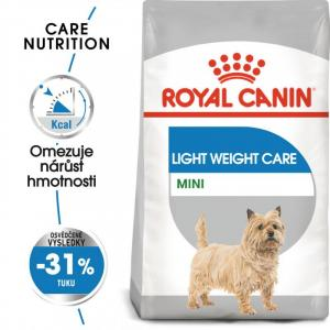 ECO PACK Royal Canin Mini Light Weight Care 2 x 8 kg