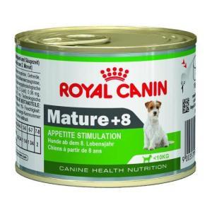 ECO PACK Royal Canin Mini Mature +8 12 x 195g