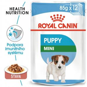 ECO PACK Royal Canin Mini Puppy 12 x 85 g