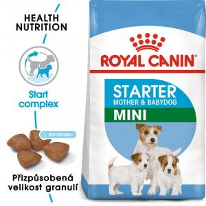 ECO PACK Royal Canin Mini Starter 2 x 8,5kg