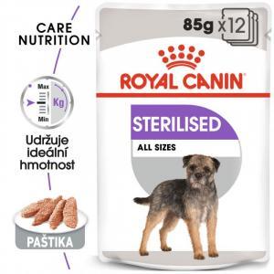 ECO PACK Royal Canin Sterilised Dog Loaf 12 x 85 g