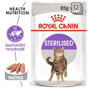 ECO PACK Royal Canin Sterilised Loaf 12 x 85 g