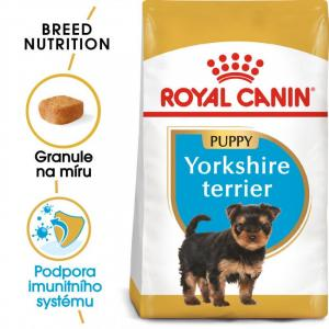 ECO PACK Royal Canin Yorkshire Junior 2 x 7,5 kg
