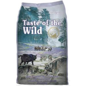 ECO PACK Taste of the Wild Sierra Mountain Canine 2 x 13kg + DOPRAVA ZDARMA