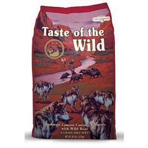 ECO PACK Taste of the Wild Southwest Canyon Canine 2 x 13kg