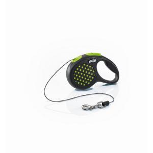 ECO PACK Vodítko Flexi Design XS lanko 3m/8kg zelená 2ks