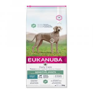"""Eukanuba Care Sensitive Joints 12,5 kg + """"Eukanuba Pelech"""""""