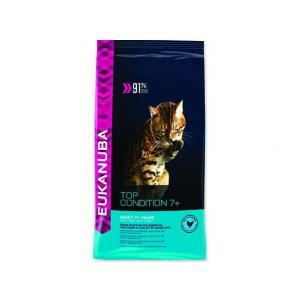 Eukanuba Cat Senior Chicken 4 kg