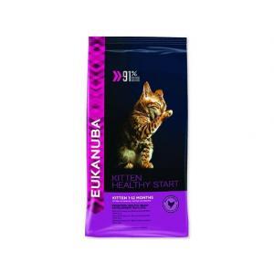 EUKANUBA Cat Kitten Healthy Start 4kg