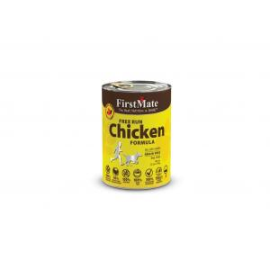 FIRSTMATE Can Chicken Dog Food 345 g