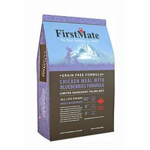 FirstMate Chicken Meal with Blueberries Cat 4,54 kg