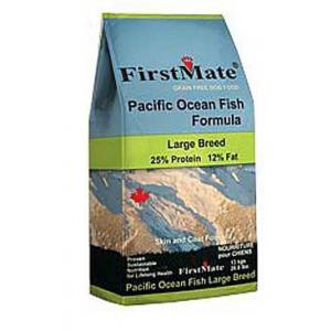 FIRSTMATE Pacific Ocean Fish Large Breed 13 kg