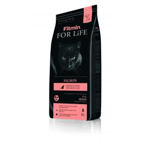 Fitmin cat For Life Salmon - 8kg