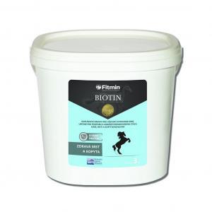 Fitmin Horse BIOTIN 3 kg + DOPRAVA ZDARMA
