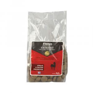 Fitmin Kroketky jablečné s vitamínem C 0,5 kg
