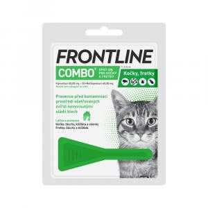 Frontline Combo spot on Cat 1x0,5 ml