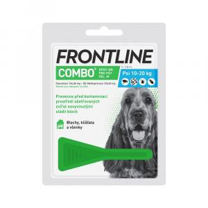 Frontline Combo spot on dog M 1x1,34ml
