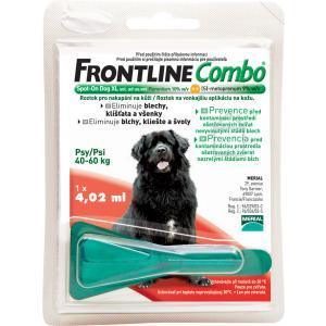 Frontline Combo spot on dog XL 1x4,02ml (EXPIRACE 02/2021)