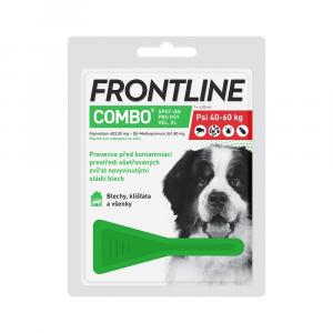 Frontline Combo spot on dog XL 1x4,02ml