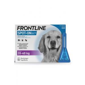 FRONTLINE SPOT ON pro psy L (20-40kg) - 3x2,68ml