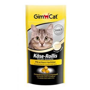 Gimpet kočka KASE ROLLIS se sýrem 40g
