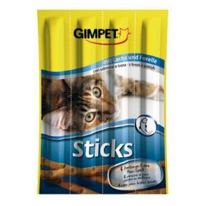 Gimpet Sticks losos+pstruh 4ks