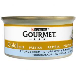 GOURMET Gold KK 24 * 85g Jemná paštéta s tuniakom