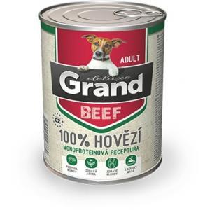GRAND deluxe 100% Hovězí Junior 180 g
