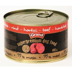 GRAND Hovězí - DOG 405 g