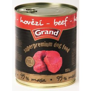 GRAND Hovězí - DOG 850 g