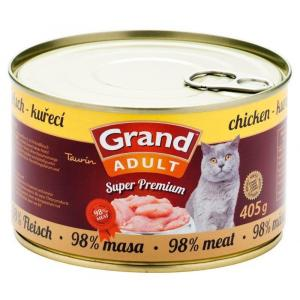 GRAND Kuřecí - CAT 405 g