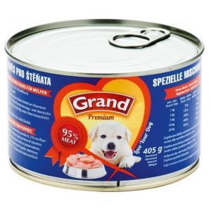 GRAND Speciální směs pro štěňata 405 g