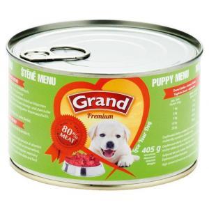 GRAND Štěně menu 405 g