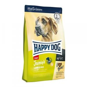 Happy Dog Junior Giant Lamb & Rice 4 kg