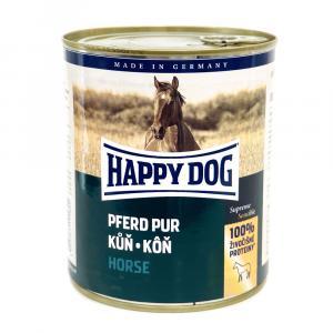 Happy Dog Pferd Pur - koňská 800 g
