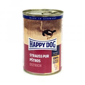 Happy Dog Strauß Pur 400 g