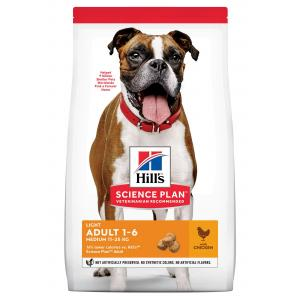 Hill's Canine Adult Light Medium Chicken 14 kg