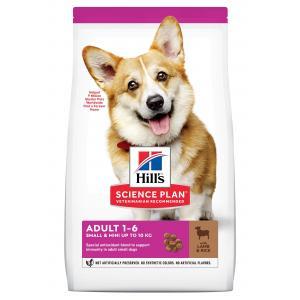 Hill's Canine Adult Small & Mini Lamb & Rice 6 kg