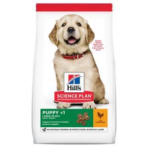 Hill's Canine Adult Large Breed Chicken 14,5 kg (poškodený obal, váha 14,2kg, expirácia 07/2021)