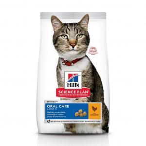 Hill's Feline Adult Oral Care Chicken 1,5 kg